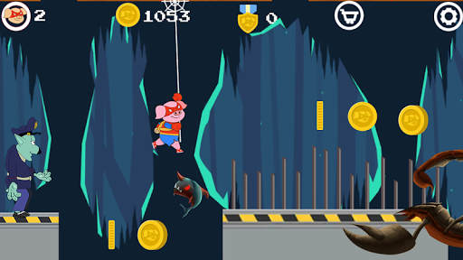 Spider Pig apkpoly screenshots 18