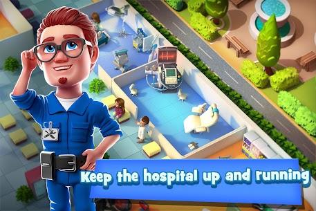 Dream Hospital – Health Care Manager Simulator 2.1.17 Apk + Mod 3