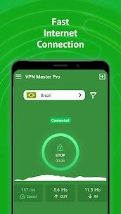VPN Master Pro – Free & Fast & Secure VPN Proxy 2