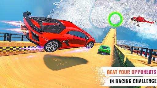 Car Stunts Mega Ramp Racing 2021  screenshots 2