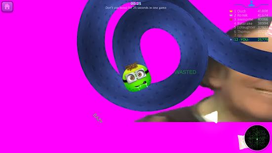 Snake.is - MLG Meme io Games screenshots 8