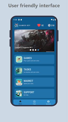 Gamer Key : Free Game Keys  screenshots 3