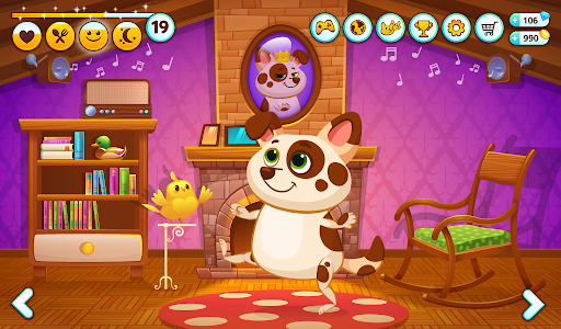 Duddu - My Virtual Pet  screenshots 15