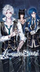 Twilight School Mod Apk: Anime Otome Virtual Boyfriend (Free Choices) 9
