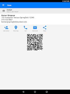 QR & Barcode Scanner 2.2.12 Screenshots 18