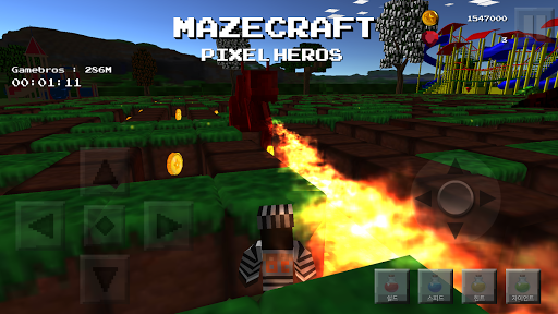 Maze Craft : Pixel Heroes 1.35 screenshots 2