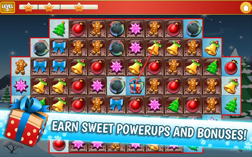 Christmas Crush Holiday Swapper Candy Match 3 Game 1.66 screenshots 11