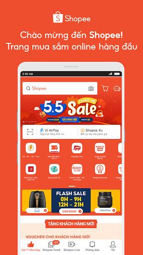 Shopee 5.5 Sale Chào Hè  screenshots 1