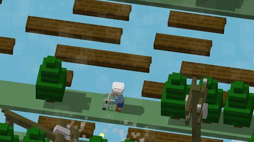 The Crossing Dead: Crossy Zombie Apocalypse Road  screenshots 3