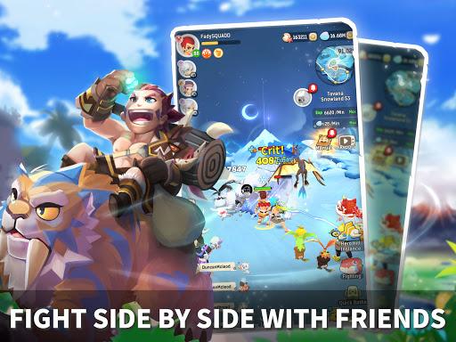 Ulala: Idle Adventure  screenshots 23