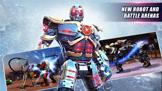 Real Steel World Robot Boxing MOD APK (Unlimited Money/Coins) 4