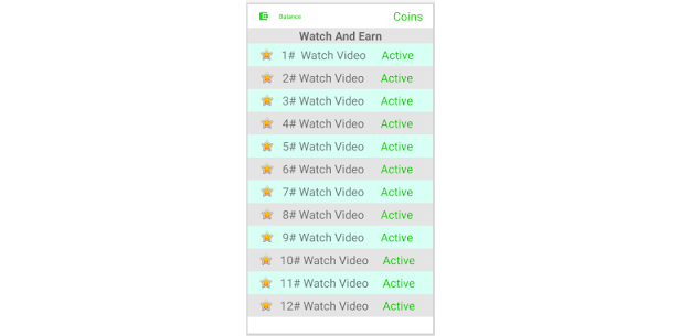 Watch Video Earn Money: Watch Videos for Money App 1