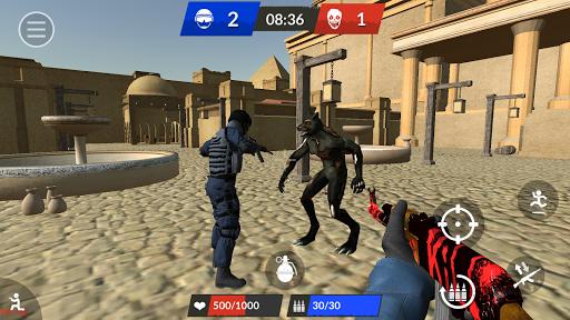 zombie top - online shooter screenshot 3