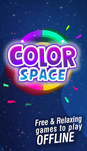 color space - color tube switch road offline game screenshot 1