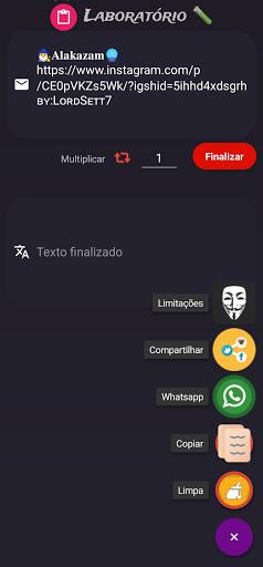 Enigma: criptografar mensagens android2mod screenshots 3
