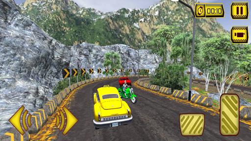 Highway Taxi Simulator 2020  screenshots 2