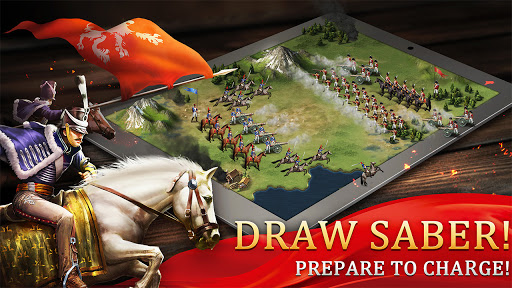 Grand War: Napoleon, Warpath & Strategy Games  screenshots 16