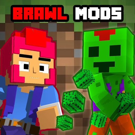 Brawl Map and Skins for MCPE