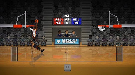 Free Bouncy Basketball Apk Download 2021 4