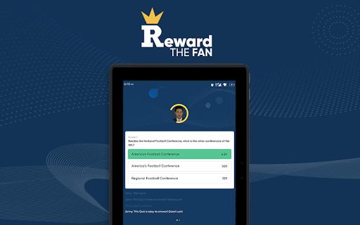 Reward The Fan Trivia screenshots 9