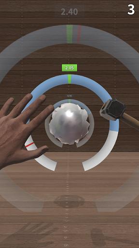 japanese foil ball challenge!! screenshot 2