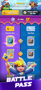Rush Royale - Tower Defense game TD Unlimited Money
