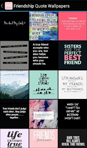 Friendship Quote Wallpapers  For Pc – Free Download And Install On Windows, Linux, Mac 1