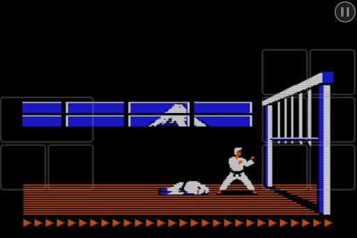 Karateka Classic 1.11 screenshots 4