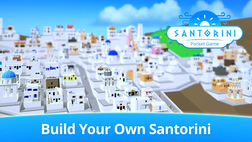 Santorini: Pocket Game  screenshots 1