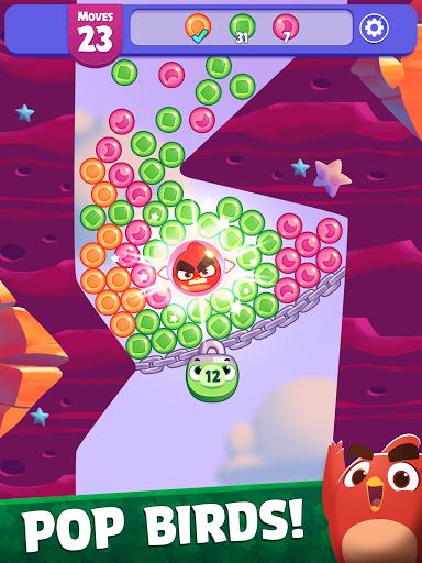 Angry Birds Dream Blast - Bubble Match Puzzle 1.30.1 screenshots 7