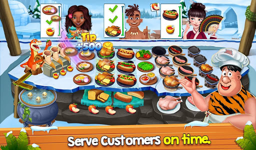 Cooking Madness: Restaurant Chef Ice Age Game 4.0 screenshots 7