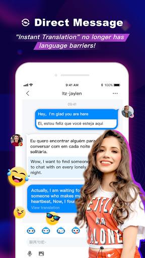 FaceCast:Make New Friends, Chat & Meet, Livestream android2mod screenshots 3