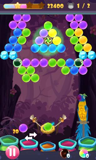 Parrot Bubble 1.1.2 screenshots 6