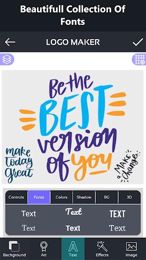 Logo Maker - Free Logo Maker, Generator & Designer 3.0.4 Screenshots 4