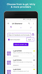 URL Shortener PRO MOD APK 3