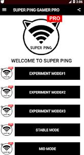 SUPER PINGER Anti Lag (Pro version no ads) 3