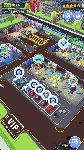 Car Fix Tycoon 1.4.0 screenshots 1