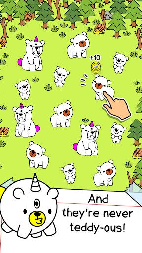 Bear Evolution - UnBEARably Fun Clicker Game screenshots 2