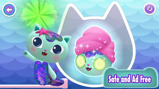 Free Gabbys Dollhouse  Play with Cats Apk Download 2021 3