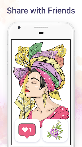 Chamy - Color by Number 3.1 Screenshots 5