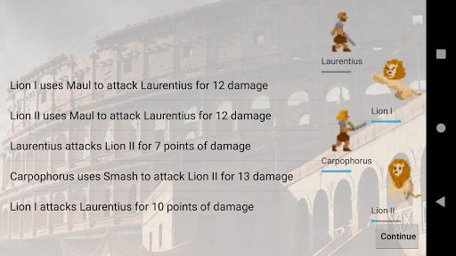 Gladiator manager 1.14.5 screenshots 3