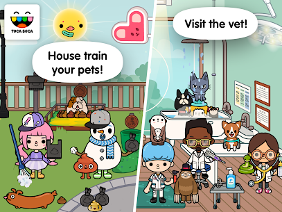 Toca Life: Pets 4