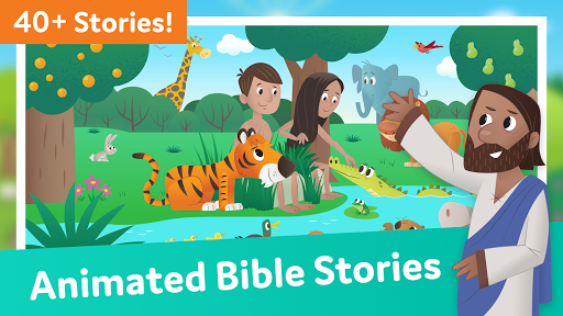 Bible App for Kids: Audio & Interactive Stories  Screenshots 6