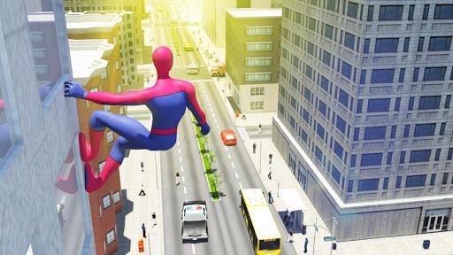 Super Spider hero 2018: Amazing Superhero Games apkpoly screenshots 4