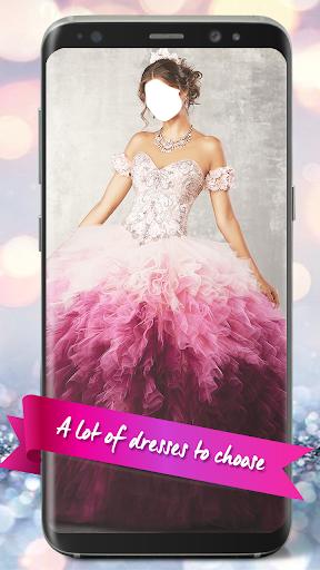 Prom Dress Photo Editor u2013 Face In Hole Dress Up 1.0 Screenshots 3