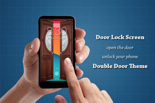 Door Lock Screen  screenshots 1