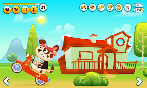 Duddu - My Virtual Pet  screenshots 4