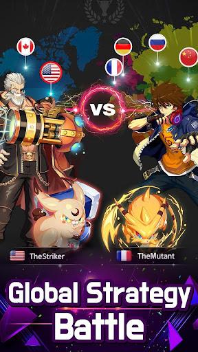 Capsulemon Fight! : Global Monster Slingshot PvP  screenshots 2