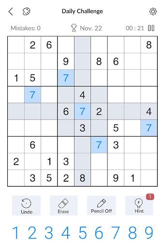 Sudoku - Free Classic Sudoku Puzzles 3.9.0 screenshots 14