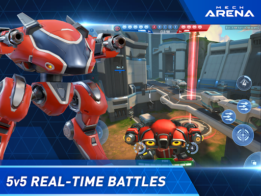 Mech Arena: Robot Showdown  screenshots 10